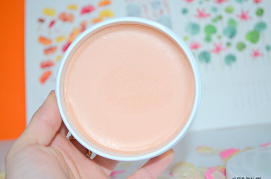 preparer sa peau avant epilation - epilation - s epiler - hellobody - soins - pink body scrub - baume sublime - cinq - mondes