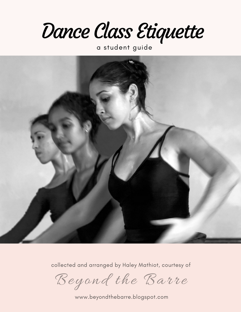 Beyond the barre march 2018 use coupon code etiquette18 for 5 off your order fandeluxe Gallery