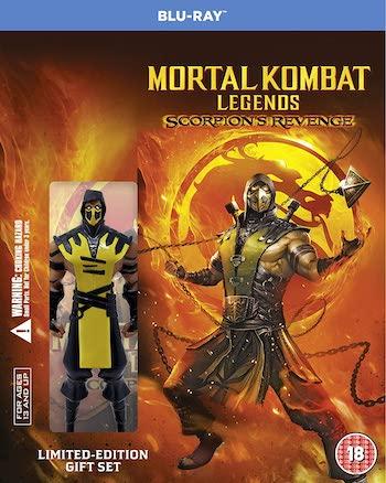 Mortal Kombat Legends Scorpions Revenge 2020 720p 600MB