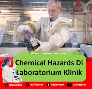 Chemical Hazards Di Laboratorium Klinik