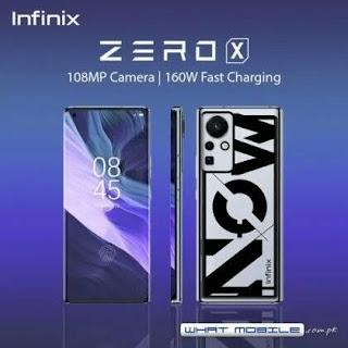 Infinix Zero X image
