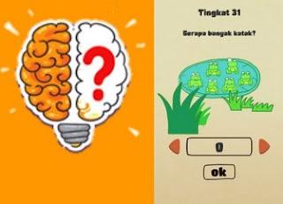 Kunci Jawaban Brain Crazy Level 1-150 Lengkap Bahasa Indonesia