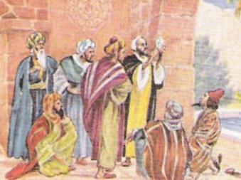 Politik Islam dibuka oleh Abu Al-Abbas 750 - 754
