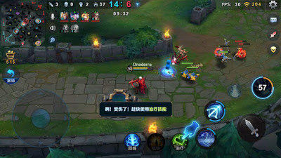 Super God MOBA Apk Full v1.1 Terbaru