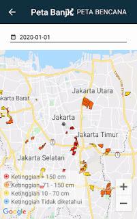 Cara Pantau Banjir Lewat Aplikasi Pantau Banjir Di Hp Android