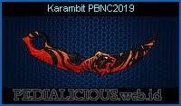 Karambit PBNC2019
