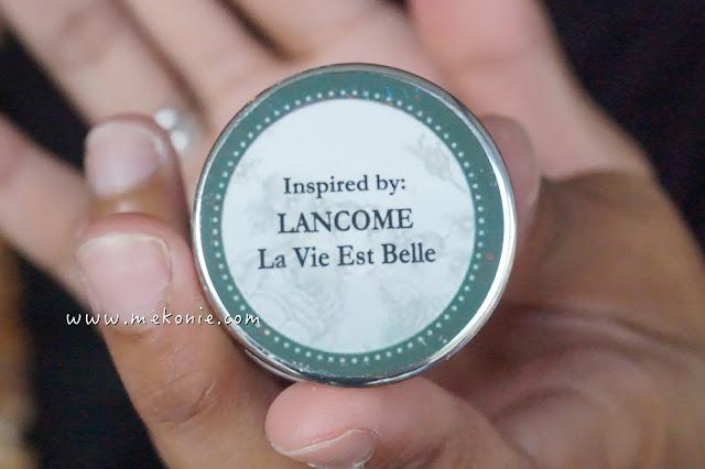 Famous Perfume Ni !