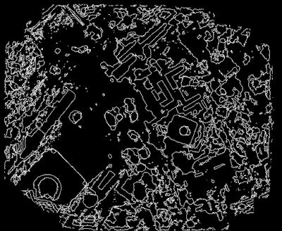 CAD contour file