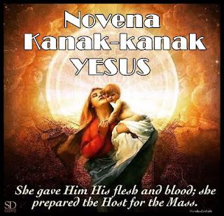 Doa Novena Kanak-Kanak Yesus
