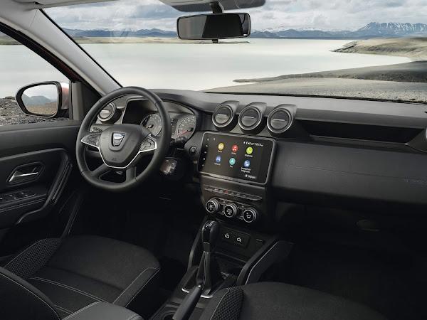 Novo Duster 2022 recebe facelift na Europa - fotos e detalhes oficiais
