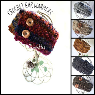 Handmade Earwarmer Headbands