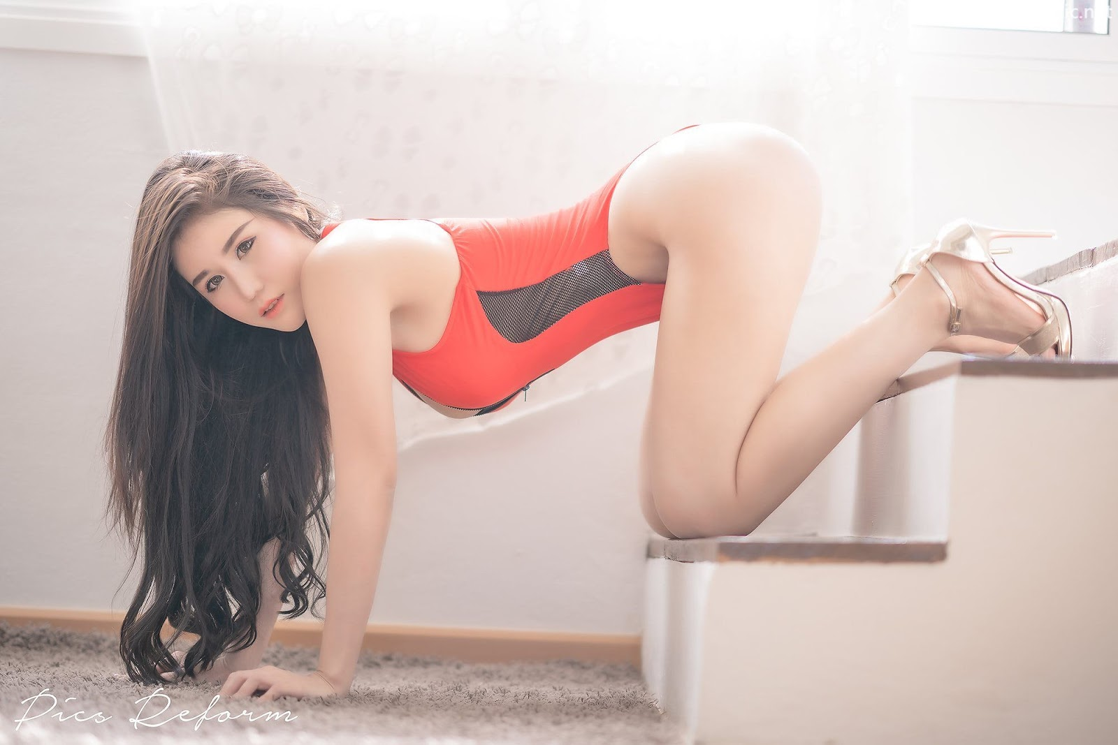 Thailand Sexy Model - Prapatsara Kongpanus - Red Army - TruePic.net - Picture 17