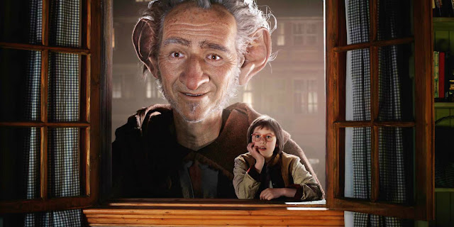 Movie Review: The BFG (2016 Film)