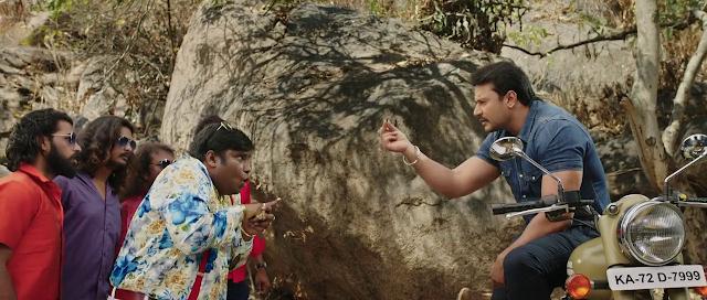 Yajamana 2019 Hindi Dubbed 720p HDRip