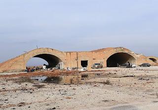 Abu al-Dhohour Airbase