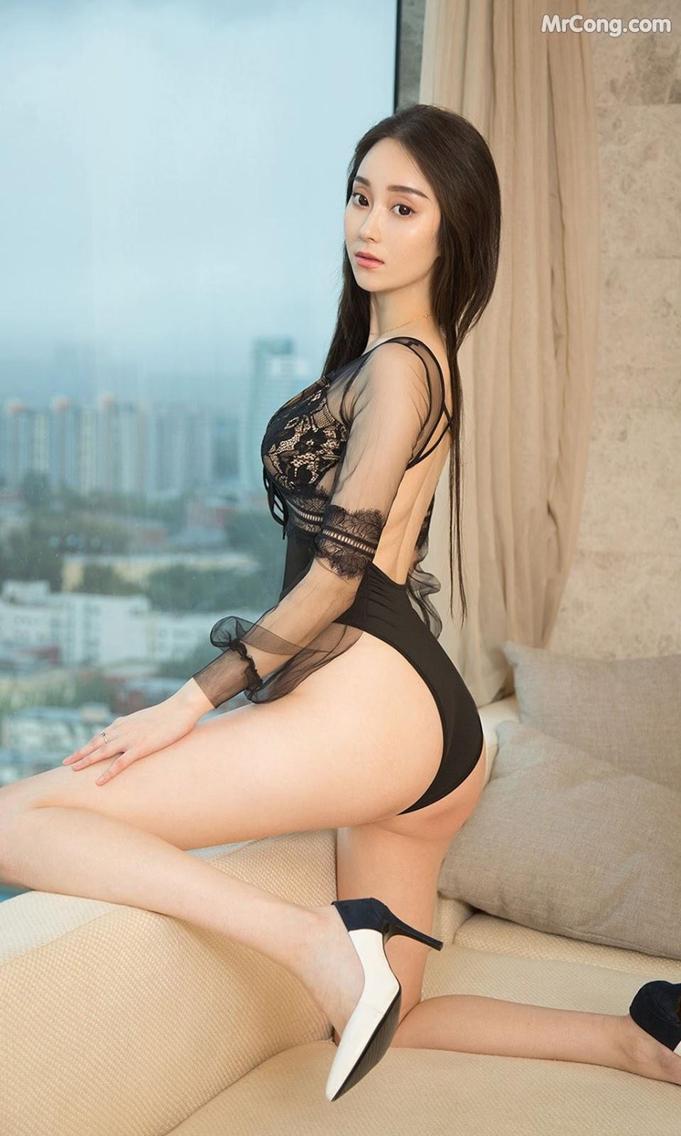 Image UGIRLS-Ai-You-Wu-App-No.1612-Li-Wei-Wei-MrCong.com-033 in post UGIRLS – Ai You Wu App No.1612: Li Wei Wei (李薇薇) (35 ảnh)