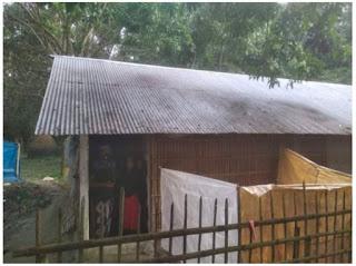 শিবগঞ্জে করোনা রোগী পরিত্যক্ত পোল্ট্রি ফার্মে