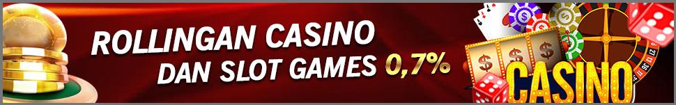 Bonus Rollingan Casino Biji Togel