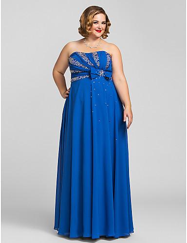 vestidos de 15 años azul para gorditas