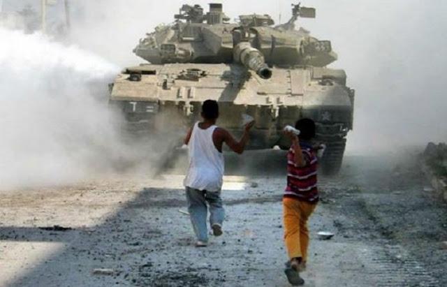 Cita-Cita Anak Palestina, Merinding dan Mengundang Air Mata