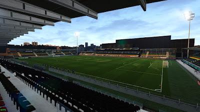 PES 2021 Stadium Diaz Arena