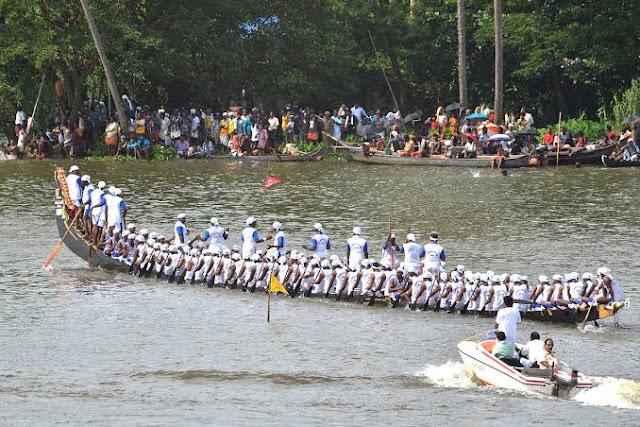2. Nehru Trophy Snake Boat Race