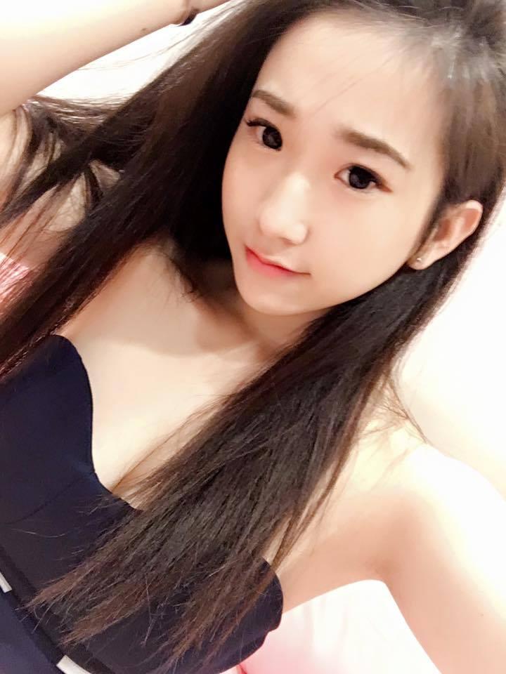 身材超胸、超萌甜美國光女神 林書葶 Una