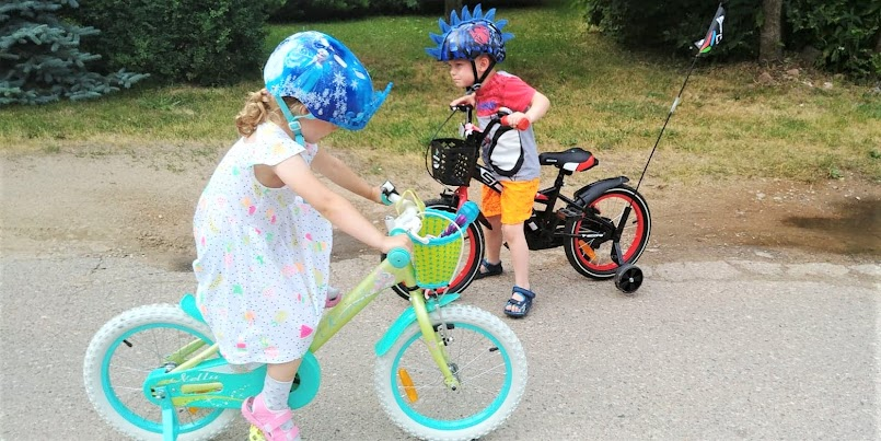 Jaki wybrać rower lub hulajnogę dla dziecka? Zobacz jak my podeszliśmy do tematu :)