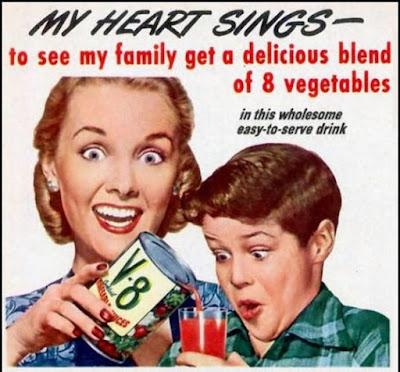 V8 - My heart sings
