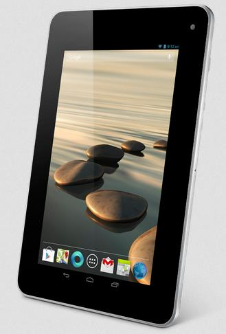 Acer Iconia Tab A1-810 - Full tablet specifications/SPECS