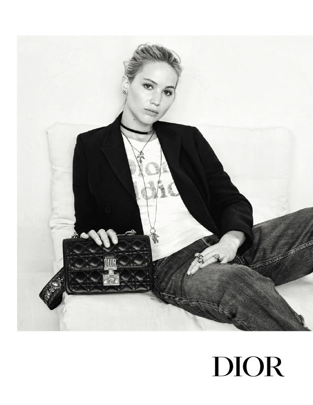 Video: Jennifer Lawrence And Dior's New Dior Addict Bag For Fall 2017