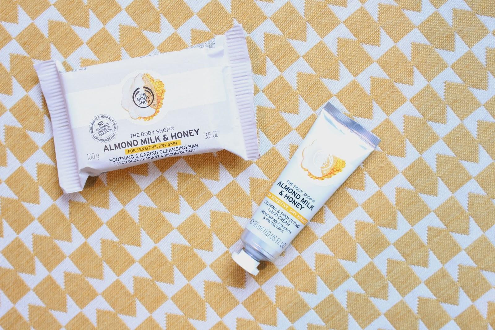 The Body Shop Almond Milk Honey
