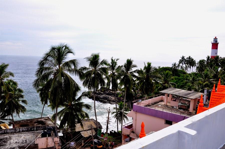 Resort in Kovalam Near Light House Beach