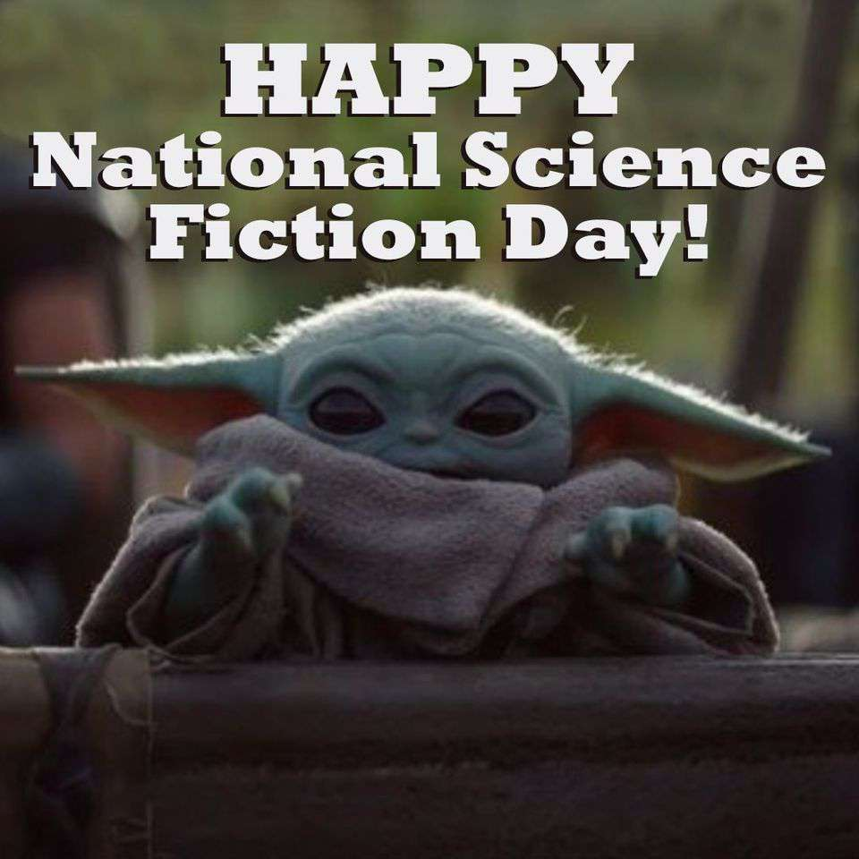 National Science Fiction Day Wishes Lovely Pics