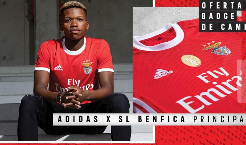 8ca5a9282f SL Benfica: o parente pobre da ADIDAS.