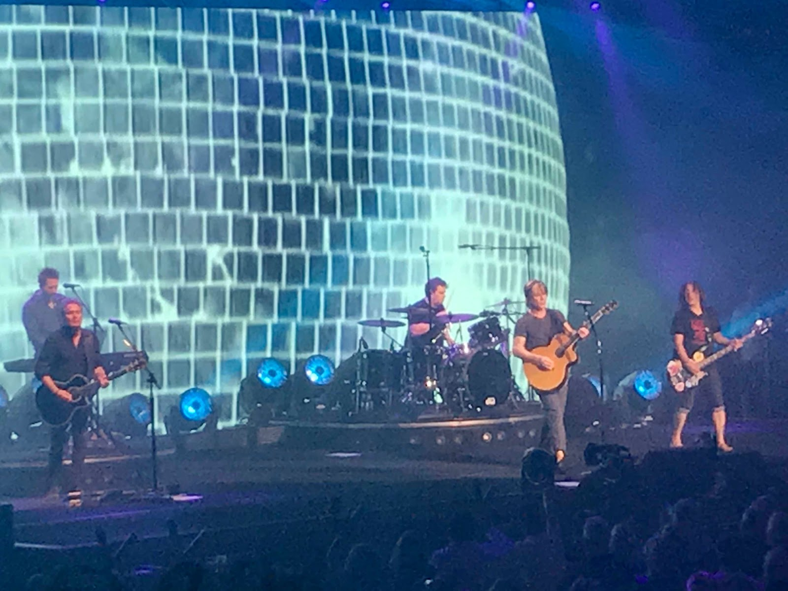 JP's Music Blog: Train And The Goo Goo Dolls Join Forces For A Night