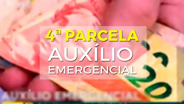 Quarta parcela do auxílio emergencial começa nesta segunda (20) para o Bolsa Família