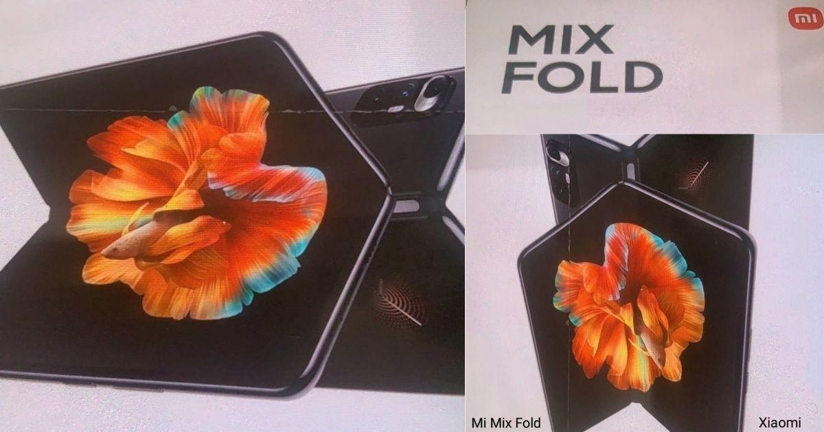 Xiaomi Mi Mix Foldable Phone