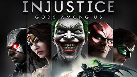 download injustice gods among us apk+data highly compressed