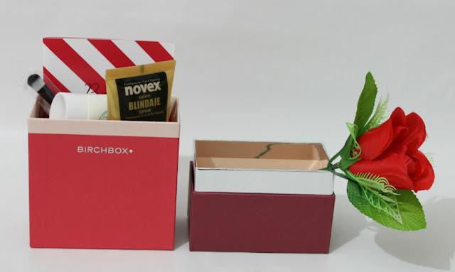 Birchbox diciembre 2016