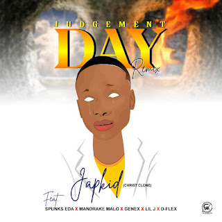 Download >>> Japkid (Christ Clone) - Judgement Day Remix (ft Spunks EDA, Mandrake Malo, Genex, Lil J & Dflex