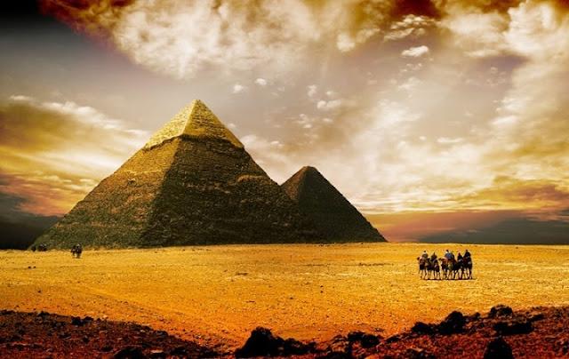 Terkuaknya Teka-teki Terbesar Dalam Pembangunan Piramida