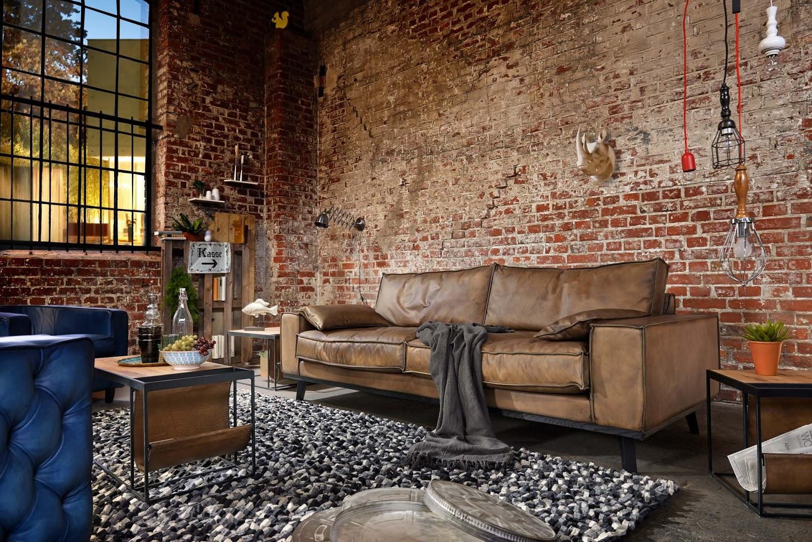 Wohnzimmer Afrika Style