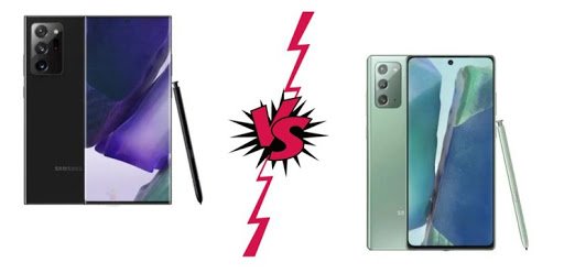 Perbandingan Spesifikasi Samsung Galaxy Note 20 vs. Samsung Galaxy Note 20 Ultra