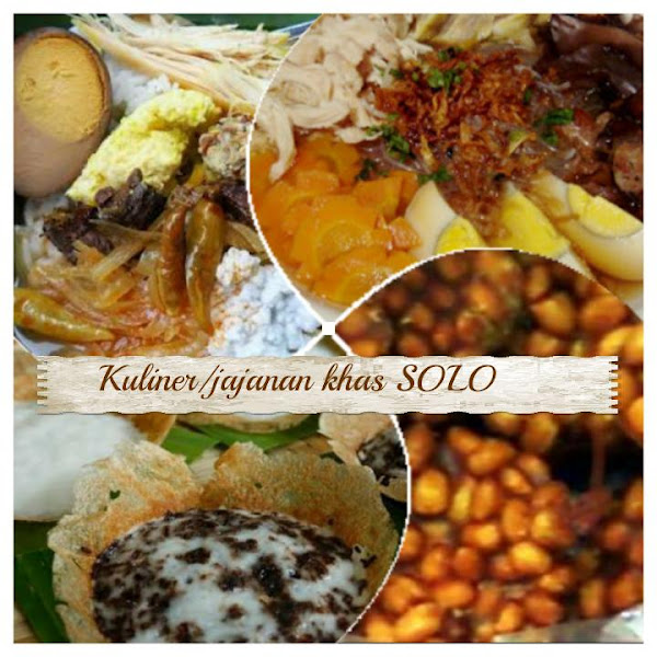 Kuliner Khas Solo, Hasil Budaya yang Berkembang Sesuai Sejarahnya
