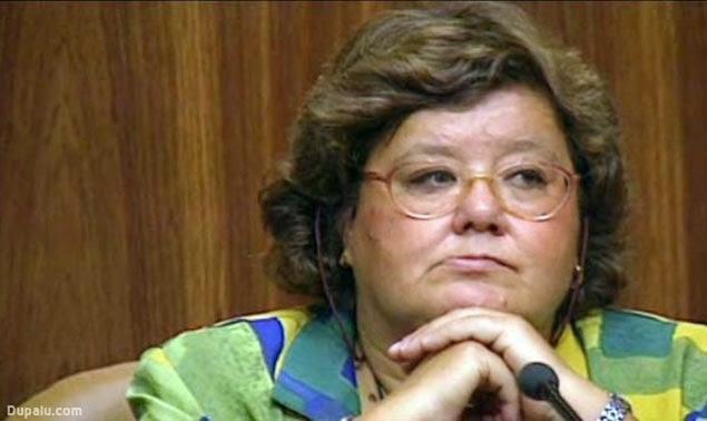 Cristina Almeida (IU-PSOE)