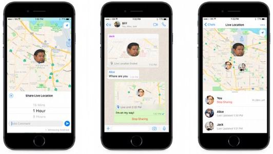 Cara Mengetahui Lokasi Seseorang Melalui Whatsapp 2