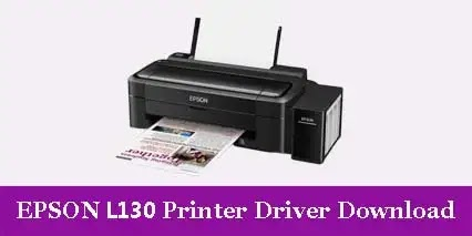 Epson L130 Printer Driver Download (Windows, Mac OS, Linux)