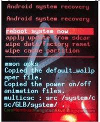 cara membuka kunci pola android samsung