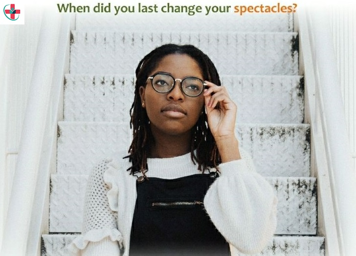 5 Signs it's Time to Change Your Eyeglass Prescription